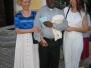Obisk misijonarja 2004