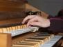 Orgelski koncert ob 30-letnici zbora