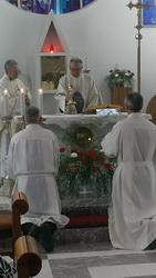 Žegnanje pri sv. Mariji